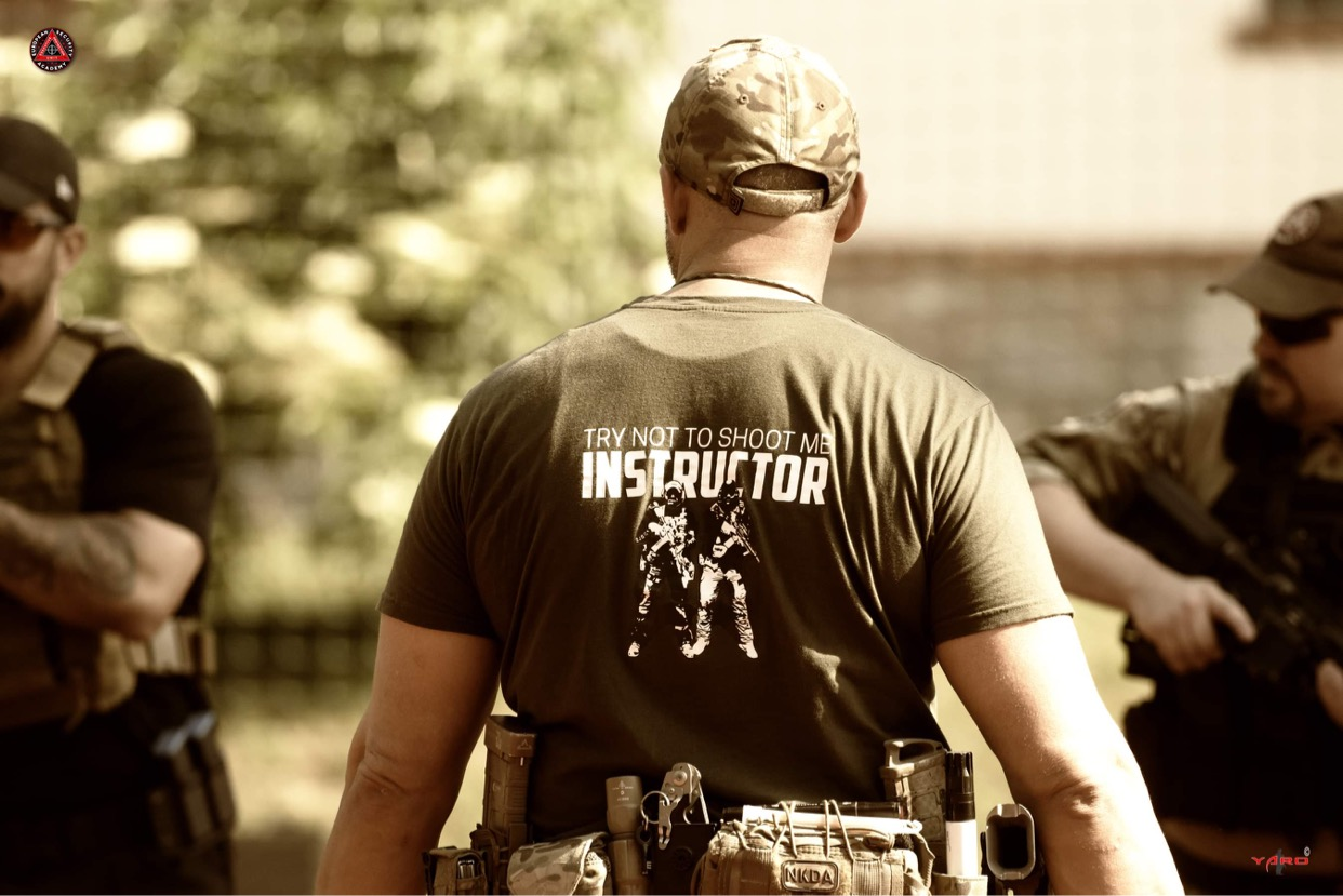 tactical instructor